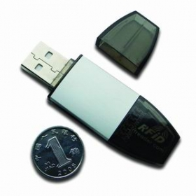 ISO 14443A&Mifare USBkey RFID Reader,Mini USB Reader